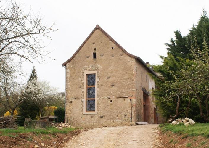 Rénovation ancienne ferme