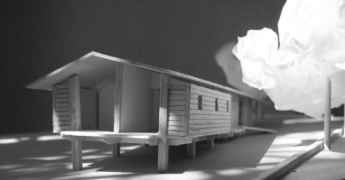 06_Maison sur pilotis_maquette.JPG