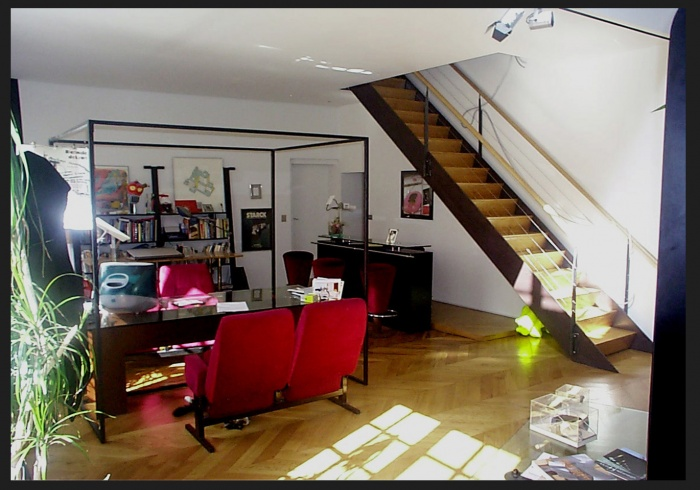 Appartement AA : bureau