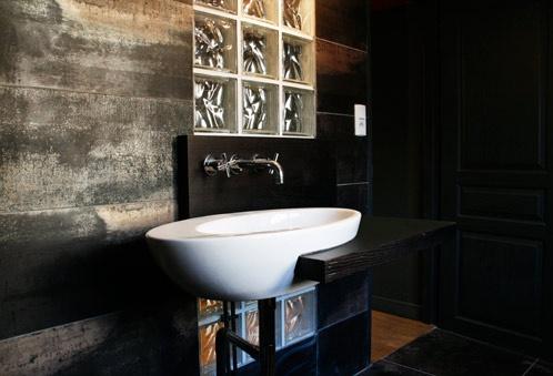 Rénovation d'un studio : salle de bain