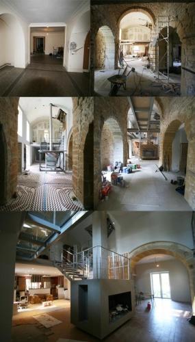 Rénovation d'une ancienne Chapelle du 12e : maison-2-travaux-renovation.jpg