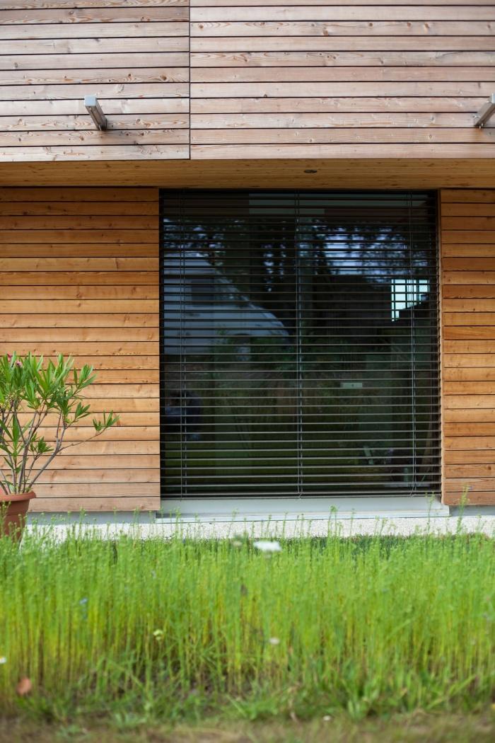 Maison Passive à Limoges : Extérieur 04