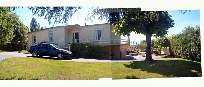 rénovation et extension de maison