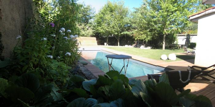 Construction d'une piscine à Saint-Genis-Laval