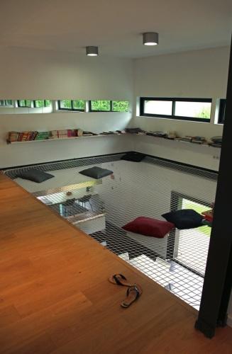 Maison contemporaine HQE : texL22