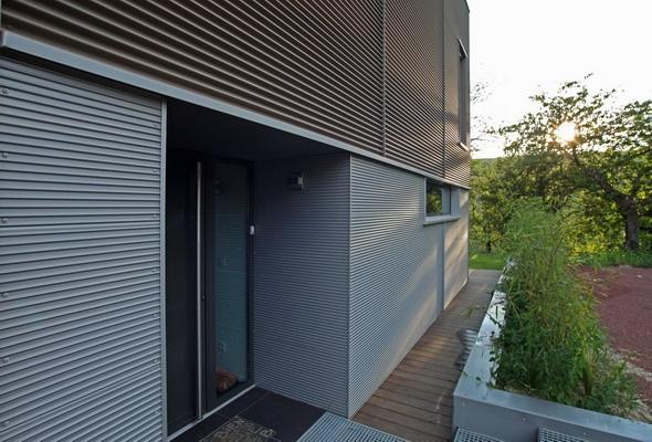 Maison contemporaine HQE : texL27
