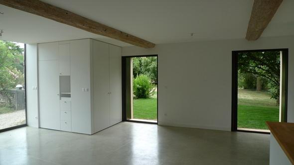 Réhabilitation d'une Maison dans les Monts d'Or : chir42