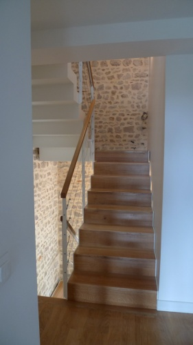 Réhabilitation d'une Maison dans les Monts d'Or : chir53