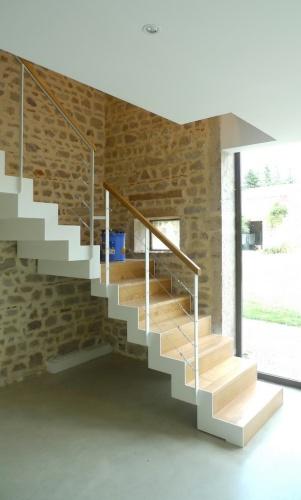 Réhabilitation d'une Maison dans les Monts d'Or : chir50
