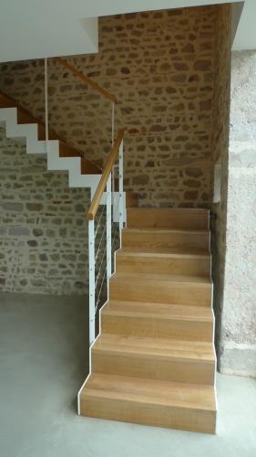 Réhabilitation d'une Maison dans les Monts d'Or : chir51