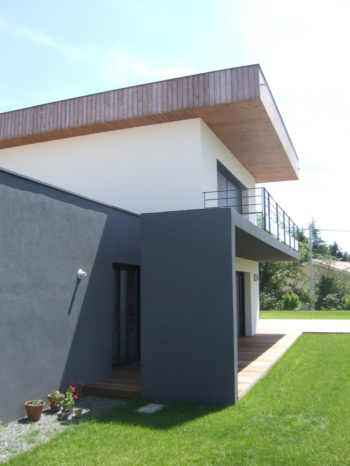 Maison Corbeel : Terrasse