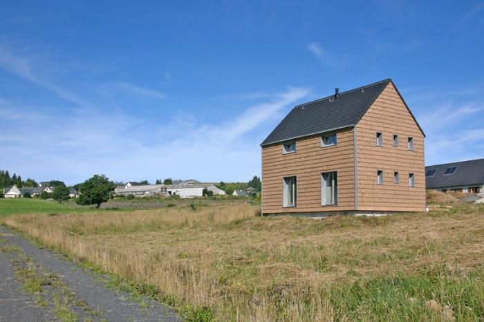 Un projet réalisé par Architecture Bioclimatique Auvergne