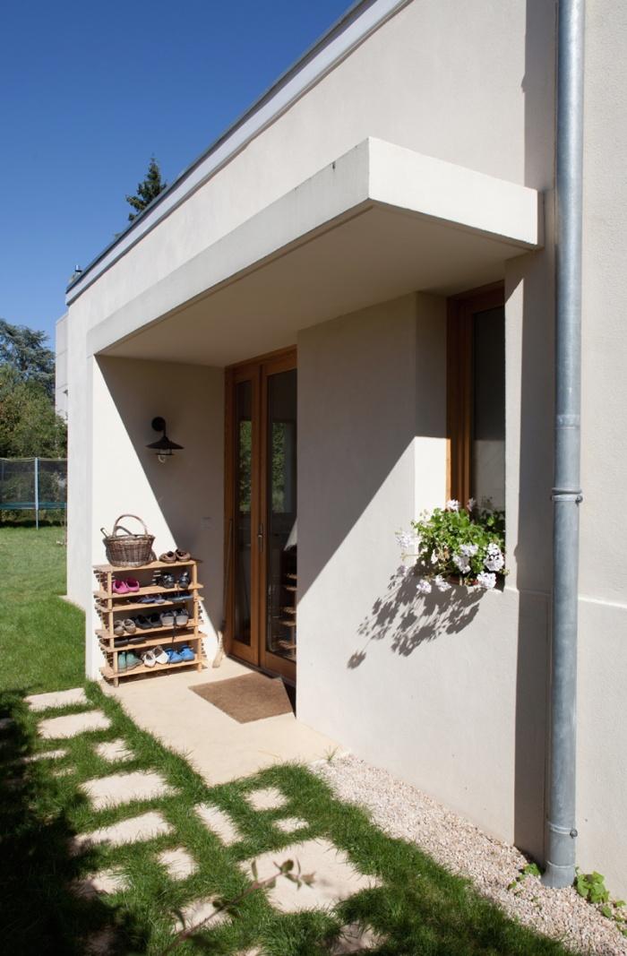 rénovation extension d'une maison ouvrière