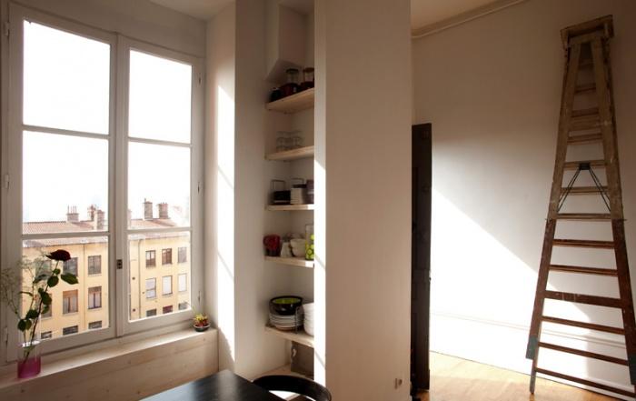 restructuration d'un appartement à la Croix-Rousse : IMG_0170b