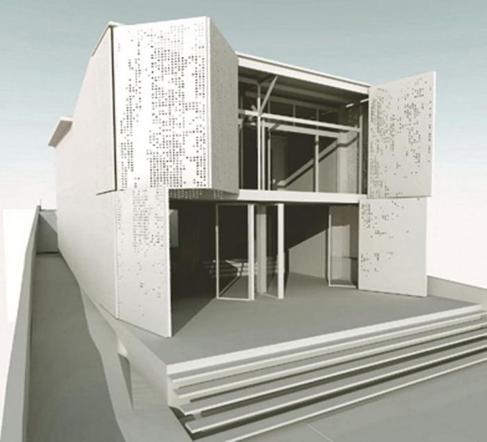 moucharabieh : ouverture de la façade