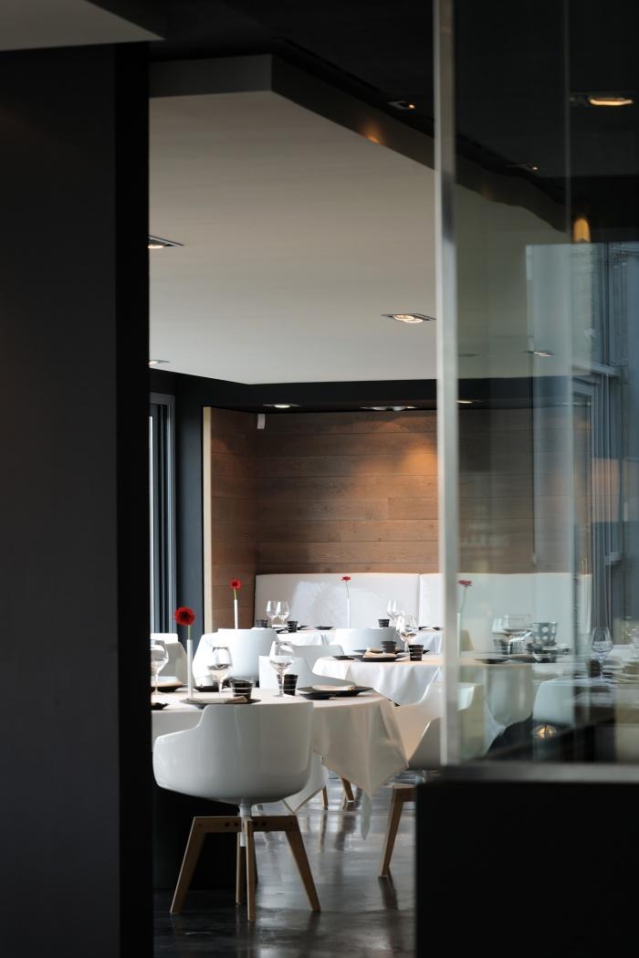 Restaurant Tetedoie : salle