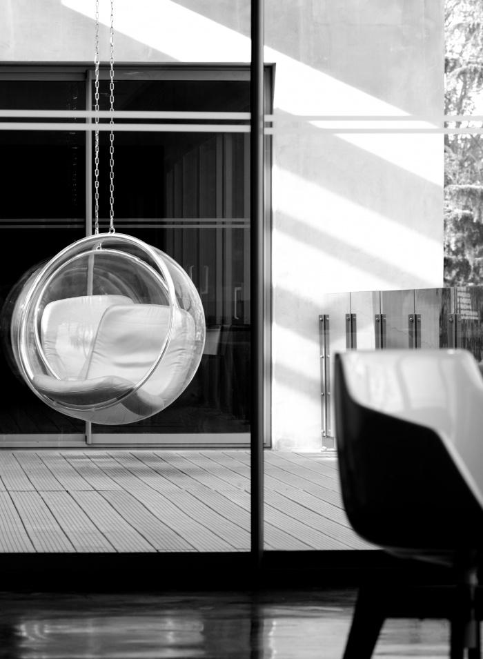 Restaurant Tetedoie : mobilier