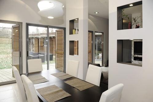 Rénovation d'une maison contemporaine