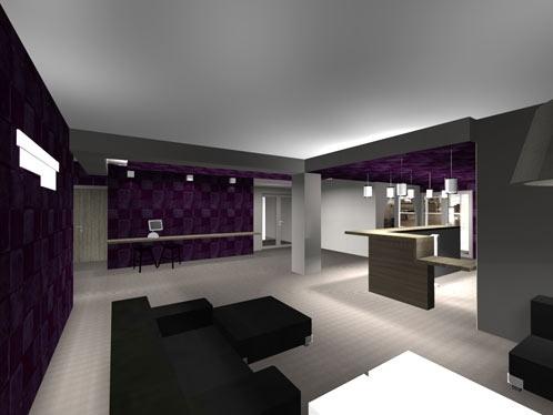 Rénovation d'un hotel : vue3