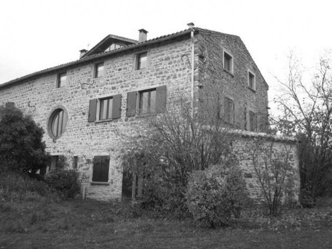 Réhabilitation d'une Maison dans les Monts d'Or : 25_Réhabilitation Maison Monts d\'Or (5)