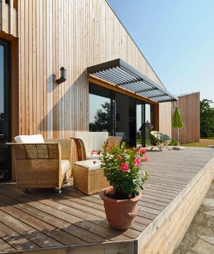 Maison contemporaine bois & ouate de cellulose / Basse énergie : 05_PARA.jpg