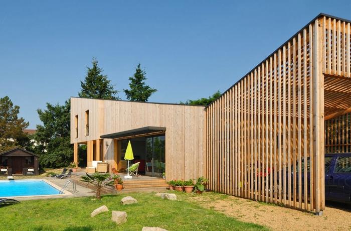 Maison contemporaine bois & ouate de cellulose / Basse énergie : 19_PARA.jpg