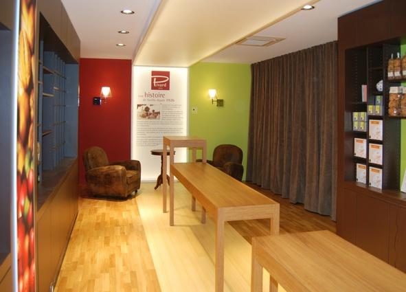 Chez Pivard : interieur Pivard 3