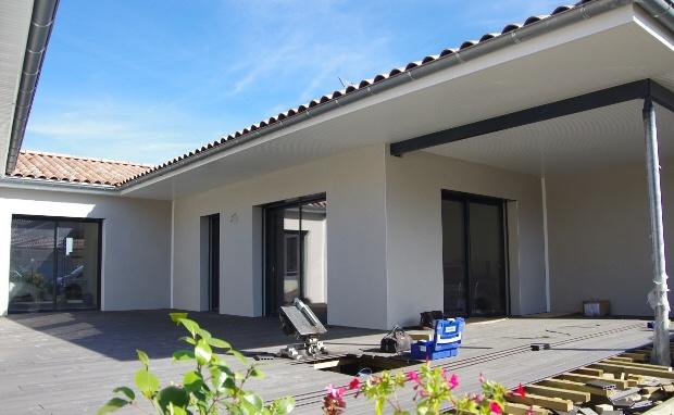 Maison individuelle accessible