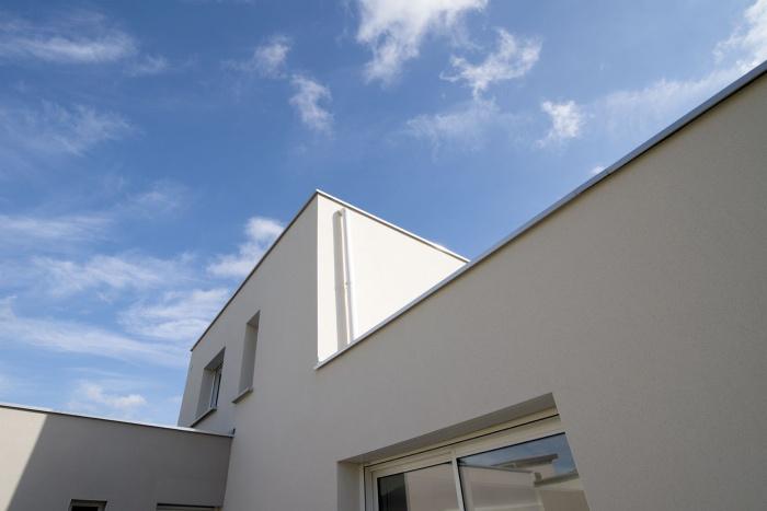 Maison contemporaine BBC à Sathonay-Village : 2009-A17-blanchoud_05.jpg