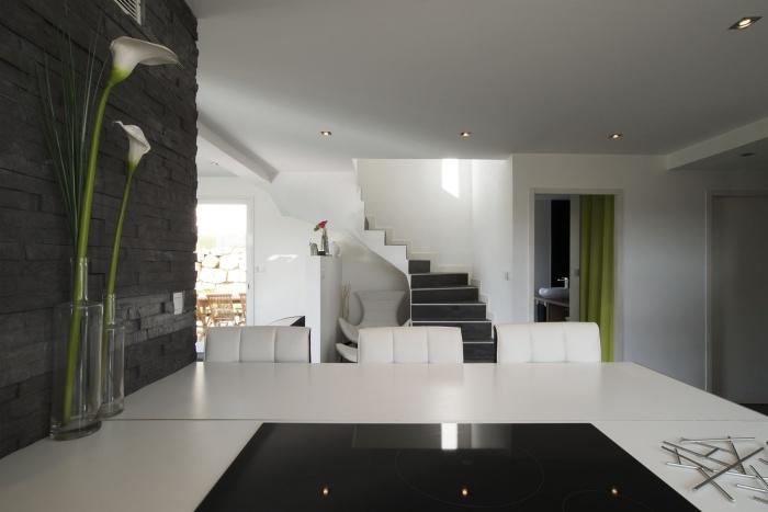 Maison contemporaine BBC à Sathonay-Village : 2009-A17-blanchoud_21.jpg