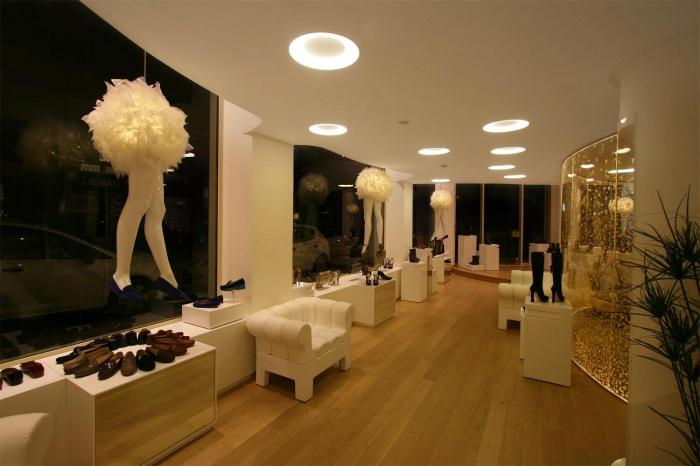 Boutique de chaussures haut de gamme au Maroc : Io-casablanca-9