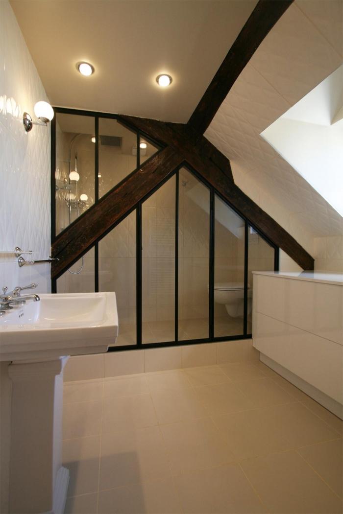 Décoration et rénovation d'un appartement à Saint Germain des Prés : appartement-saint-germain-paris-4