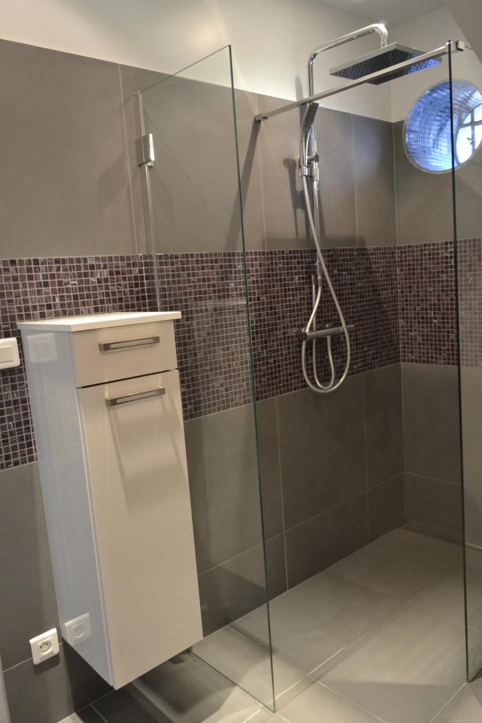Rénovation totale d'un appartement à Fontaines-sur-Saône
