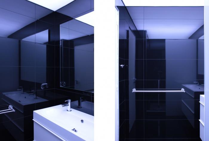 altitude 240 : salle de bains