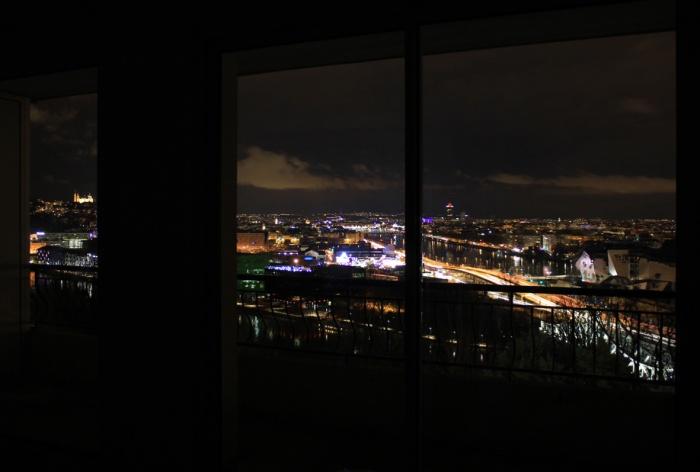 altitude 240 : vue de nuit