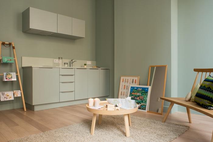 Réhabilitation appartements pour de la location : Architecture : Ty meno - Photos : Thomas Perreon