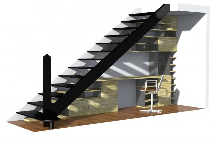 Rénovation d'un duplex : RENDU ATL