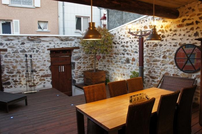 Réhabilitation D Une Grange En Habitation réhabilitation d'une grange en patio et chambre d'ami à clermont